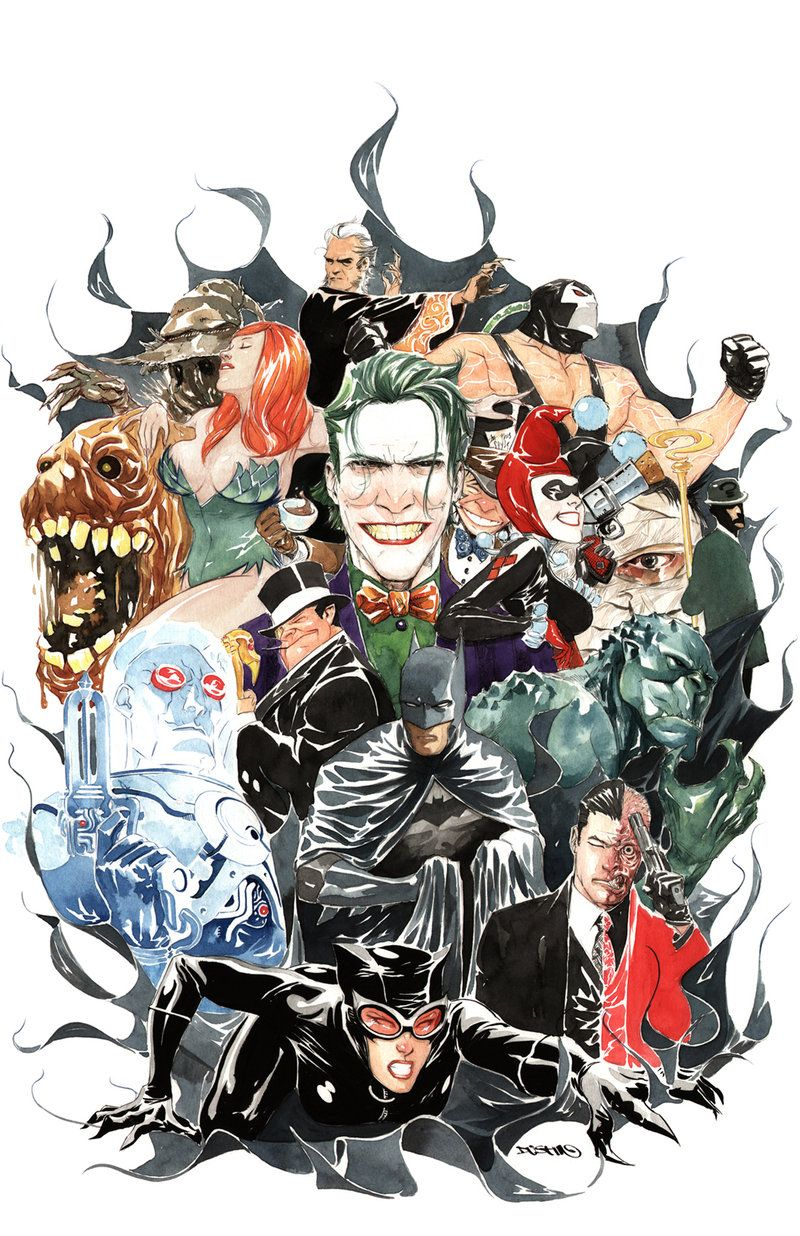 Batman 80 Page Giant Cover by *duss005