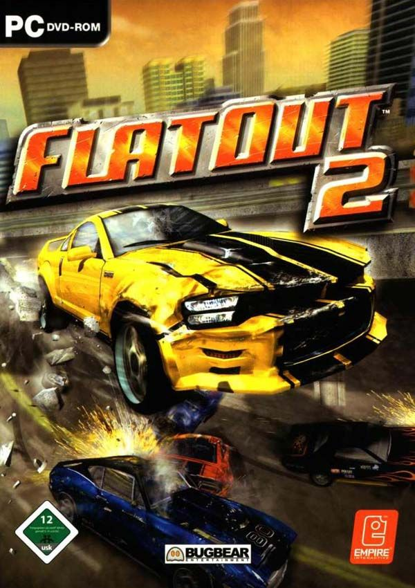 FlatOut 2 Free Download - GameMaza Download | Games to