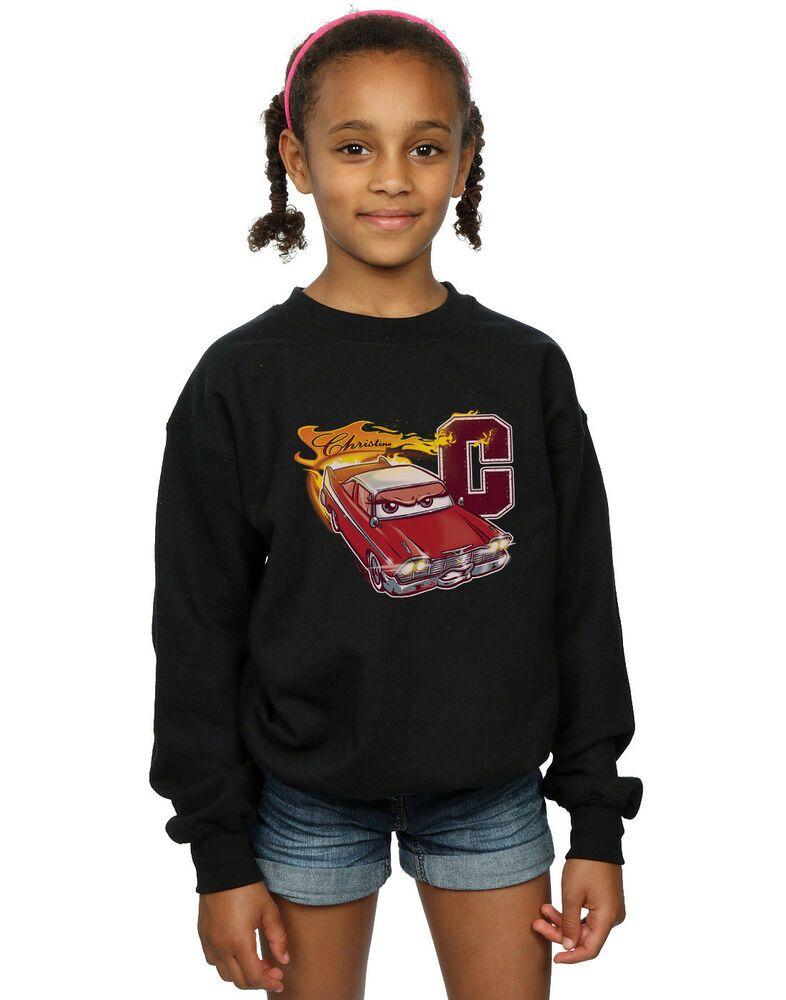 Drewbacca Girls Gods Love Sweatshirt
