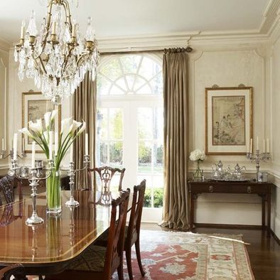 Dining Room Remodel Pleasing Drapes Cornice Design Pictures Remodel Decor And Ideas  For Review