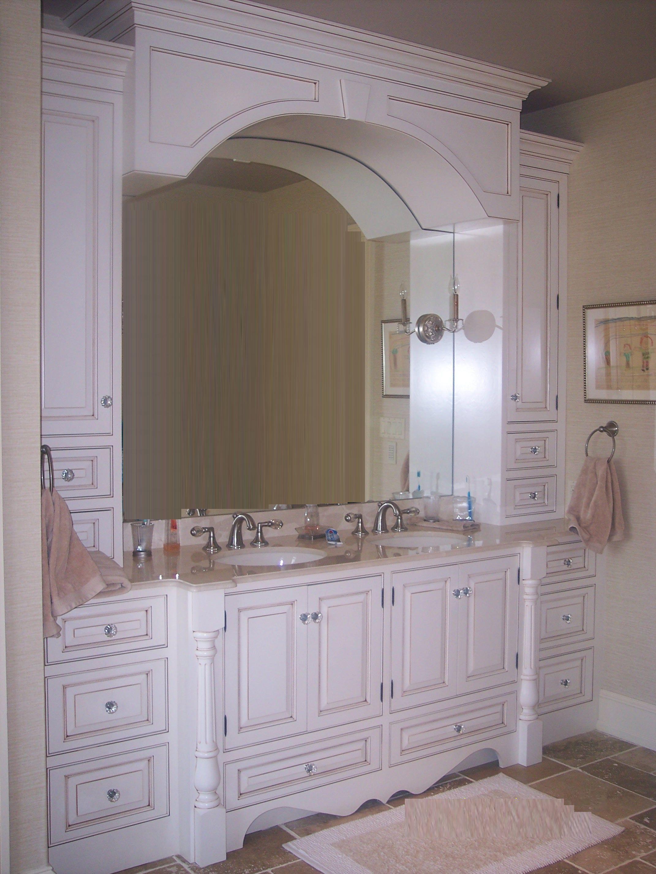 Luxury Vanity Adelphi Cabinets