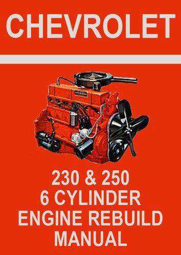 chevy 350 rebuild manual pdf