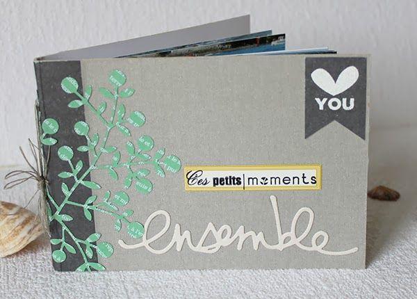 Connu belle mise en page intérieure | Mini-albums 3 | Pinterest | Minis  MU55