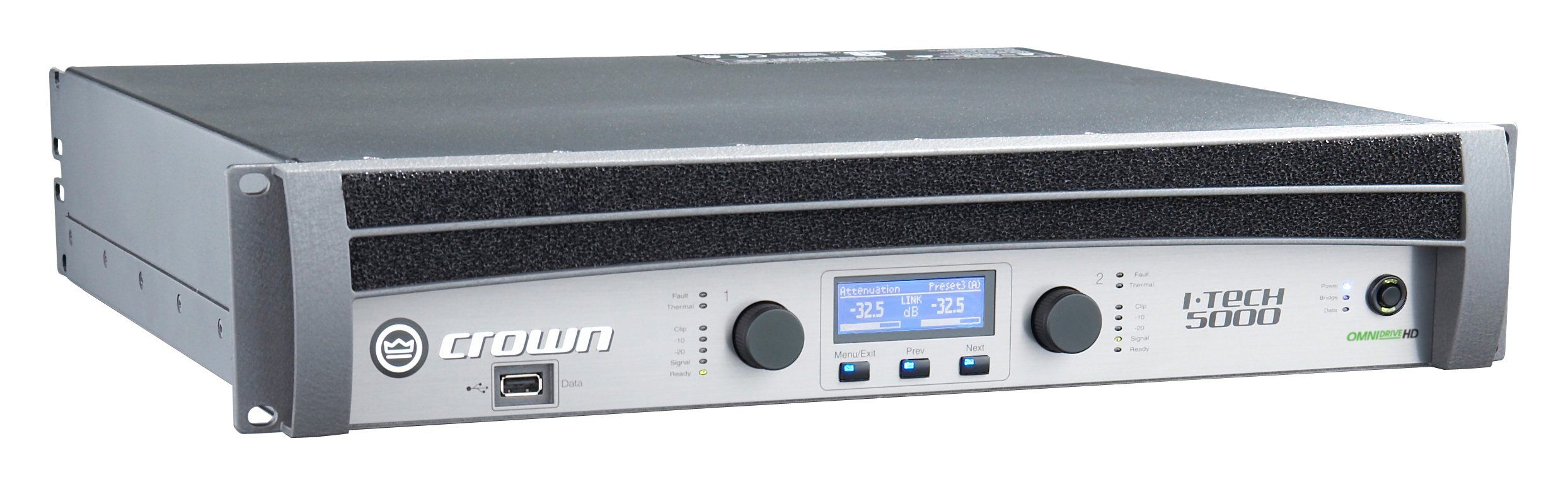 crown it5000hd power amplifier dj mix club amplifiers pinterest. Black Bedroom Furniture Sets. Home Design Ideas