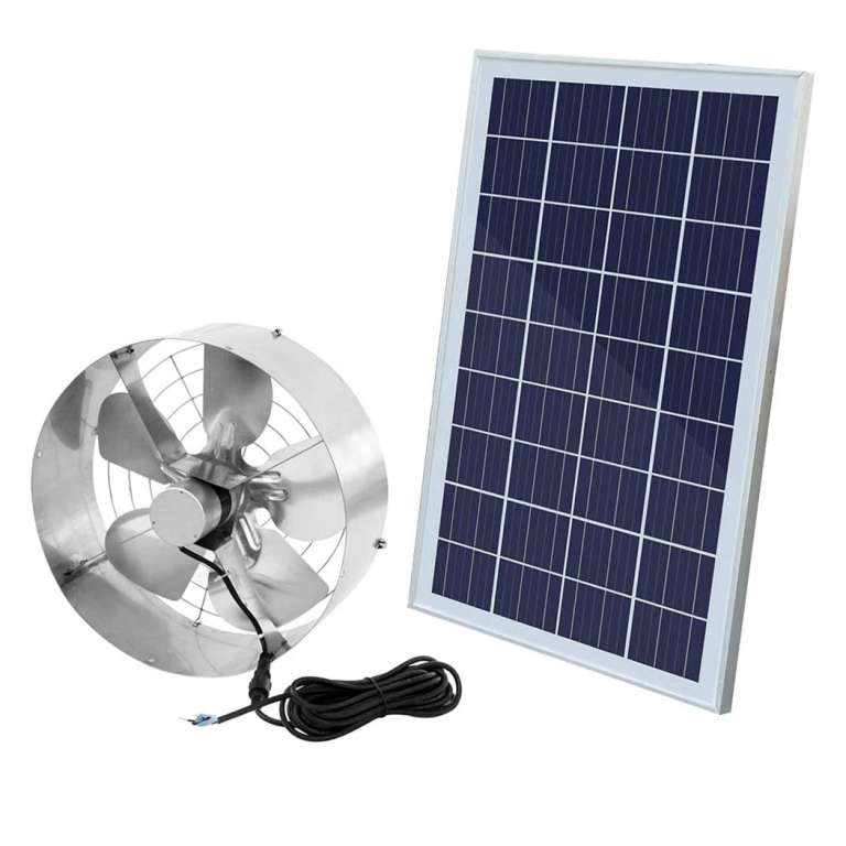 Pin On Top 10 Best Solar Powered Fans In 2020 Reviews