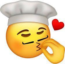 Resultado de imagen para emoji chef | Emoji meme, Emoji, Emoji art