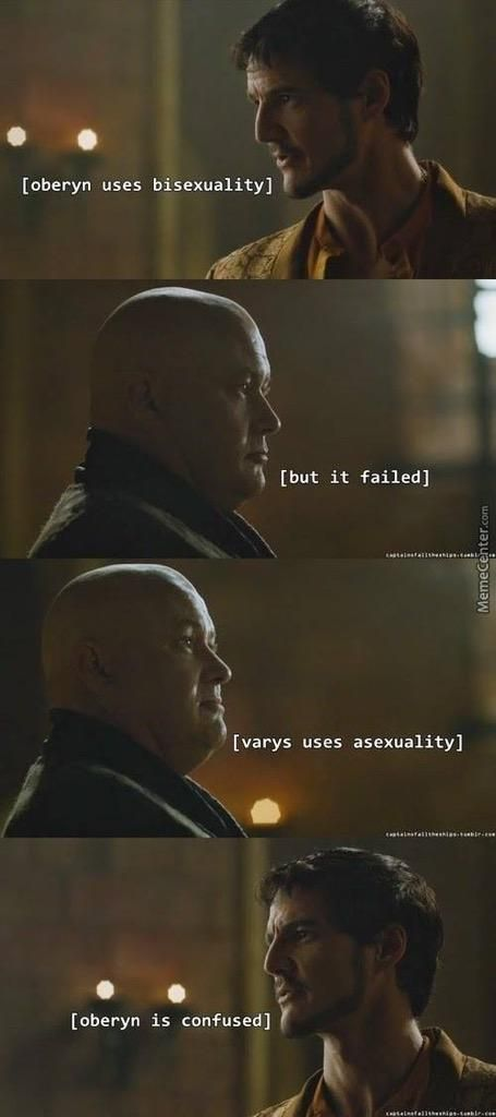 Lord varys asexual