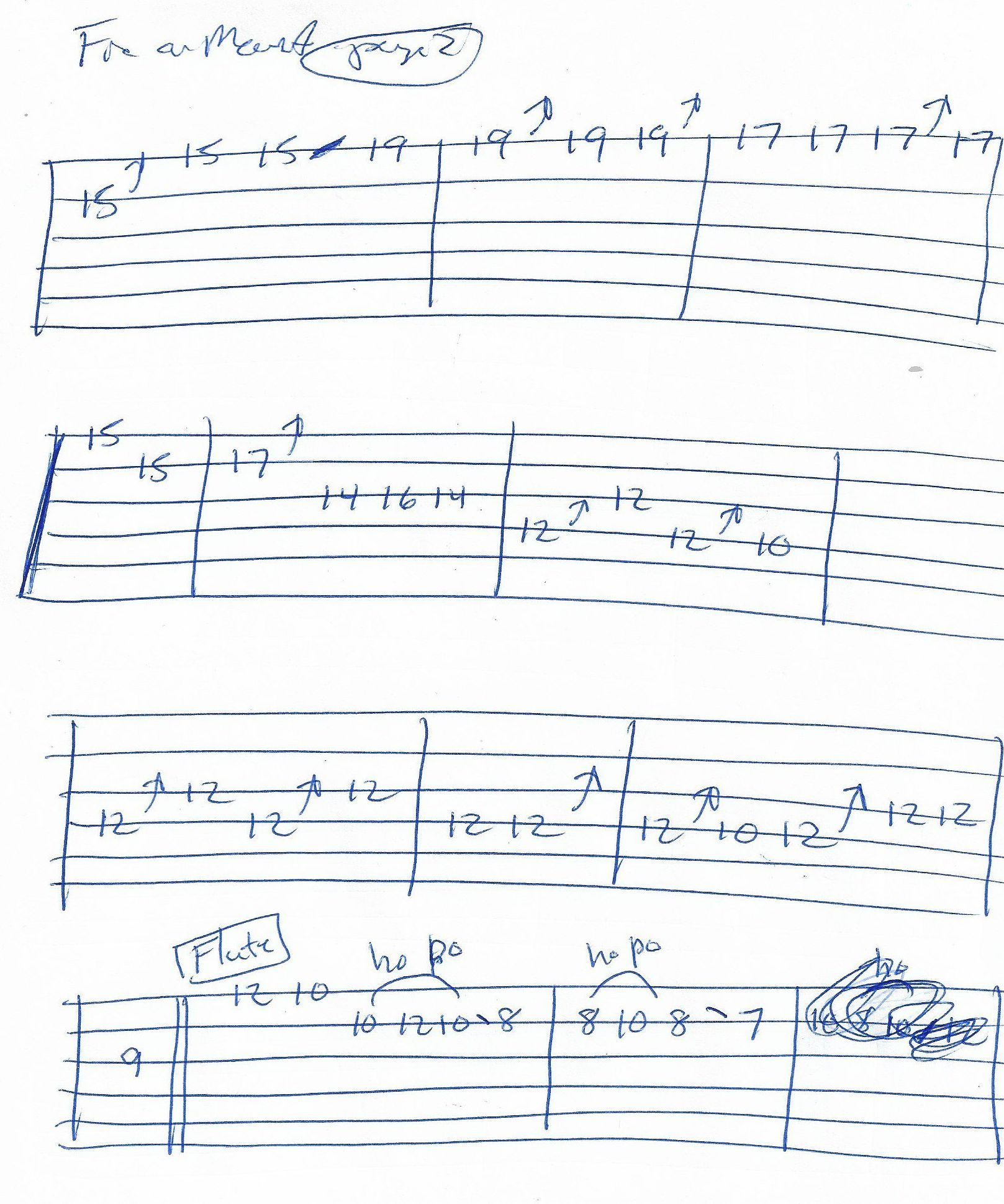 Fire On The Mountain Marshall Tucker Guitar Solo Tab Page 2 Of 4 Guitar Solo Guitar Tabs Music Guitar