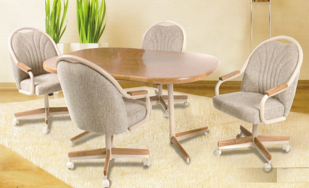 Kitchen Table With Rolling Chairs Check More At Https Rapflava