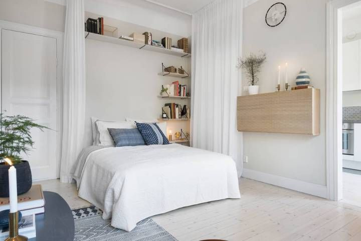 Un hogar completo en 36 m²