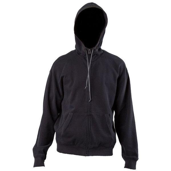 3.1 Phillip Lim Zip Up Hoodie w/ Leather Cording (Black) ❤ liked on Polyvore featuring tops, hoodies, long sleeve hooded sweatshirt, zip up hoodie, 3.1 phillip lim, long sleeve hoodie and hooded zip up sweatshirt