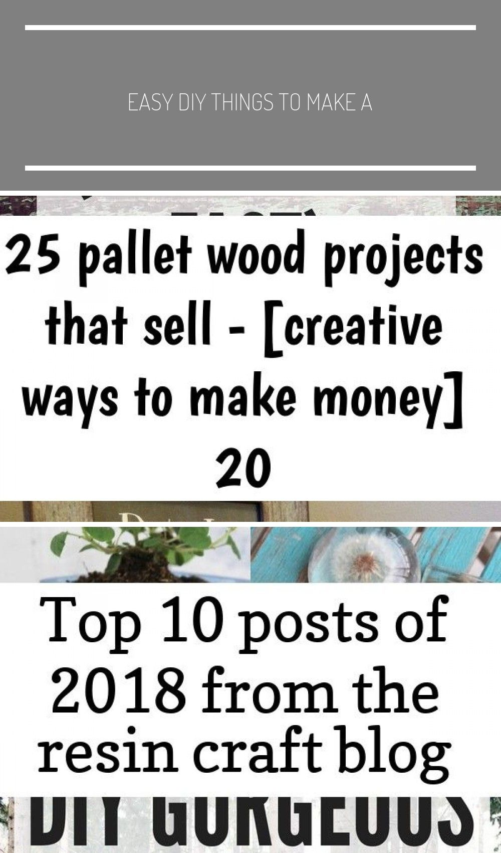 Easy Diy Things To Make And Sell Out Of Wood These Wood Signs Are