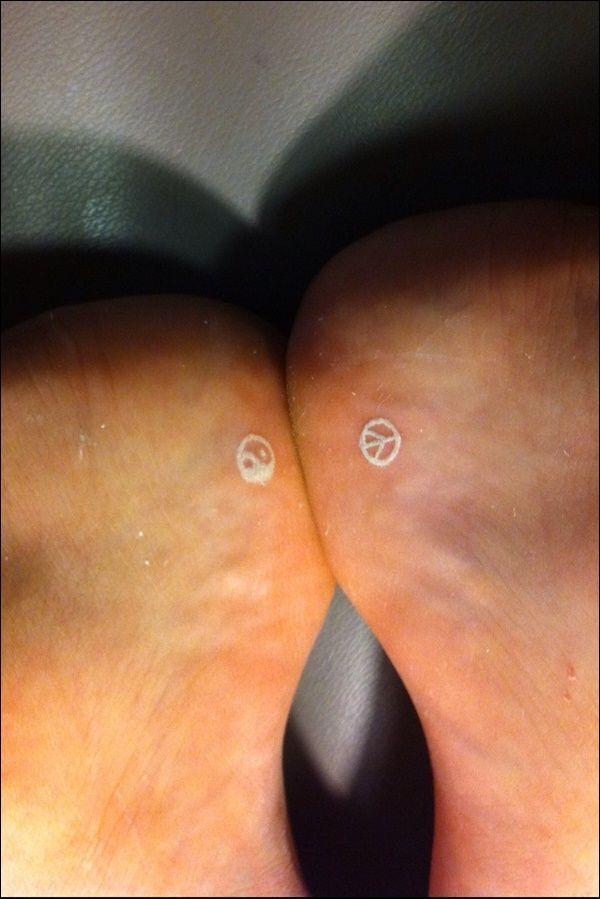 Best Friend Tattoos - Cute+Small+Tattoo+Designs+for+girl+feet+(17 ...