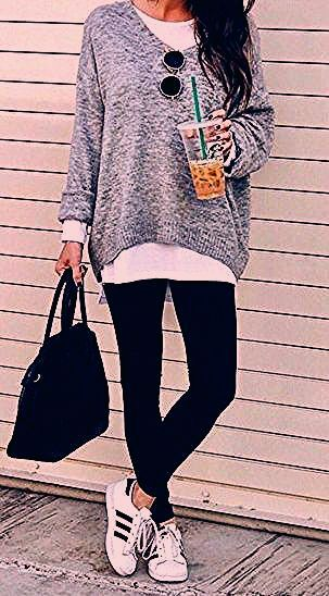 Photo of Fashion Look Featuring Whistles V-Neck Sweaters and Talbots Petite Tops by FashionNora – ShopStyle