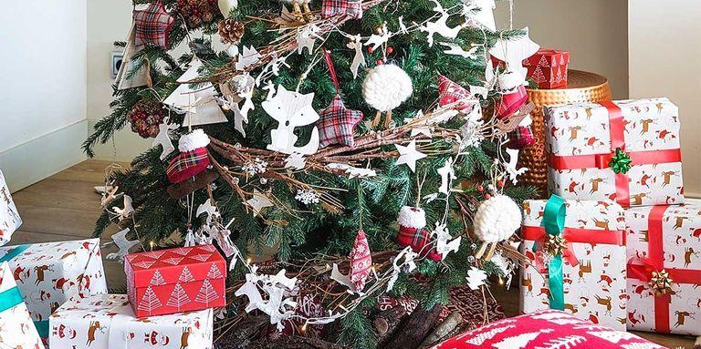Cómo Montar Un árbol De Navidad Arbol De Navidad Aperitivos De Navidad Recetas De Navidad