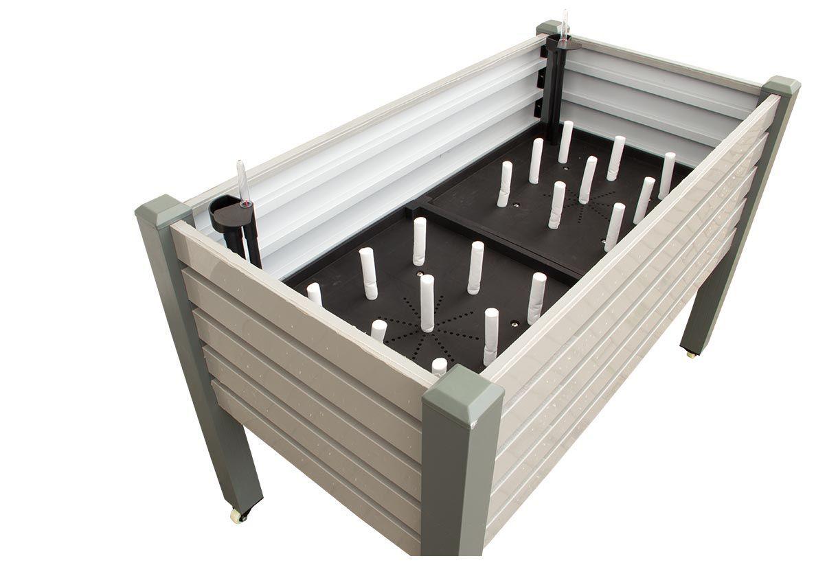 Premium Hochbeet Triest Bewasserungssystem Rollbar Hochbeet Bewasserung Bewasserungssystem