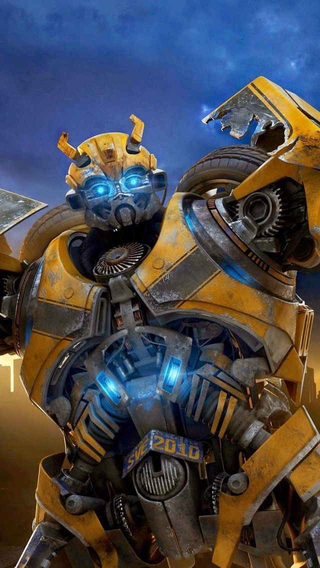 Bumblebee movie transformers iPhone wallpaper mobile9