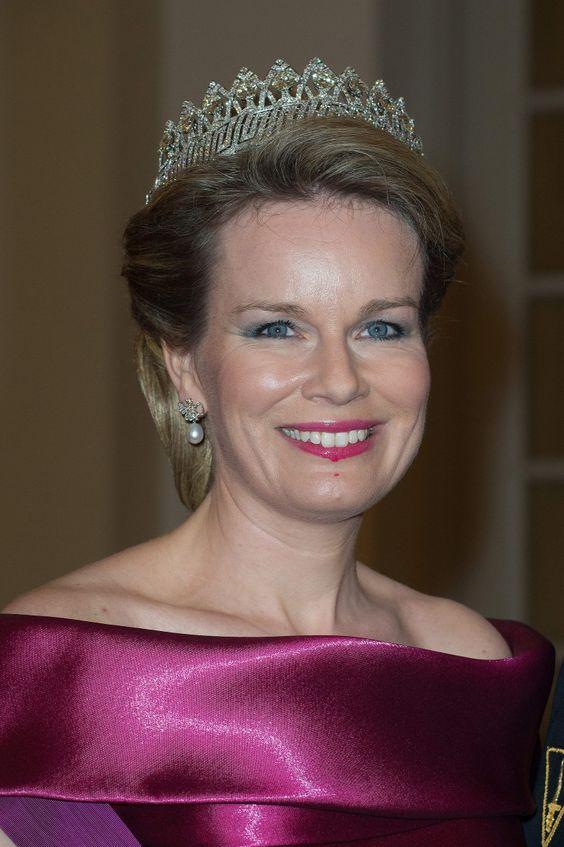 Beautiful Queen of Belgium