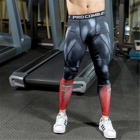 0fd3a55365c14 COMPRESSION PANTS QUICK DRY FITNESS LEGGINGS FOR MEN CROSSFIT CLOTHING –  myshoponline.com