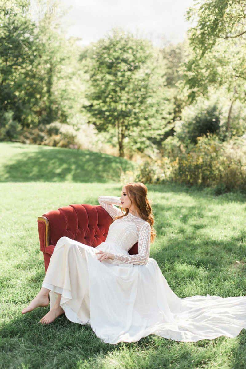 Victorian Wedding Inspiration For A Modern Bride