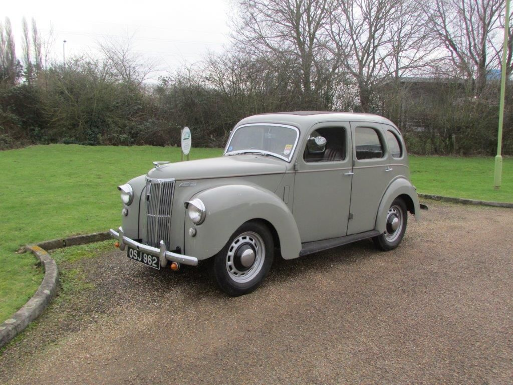 1953 Ford Prefect Maintenance/restoration of old/vintage vehicles ...