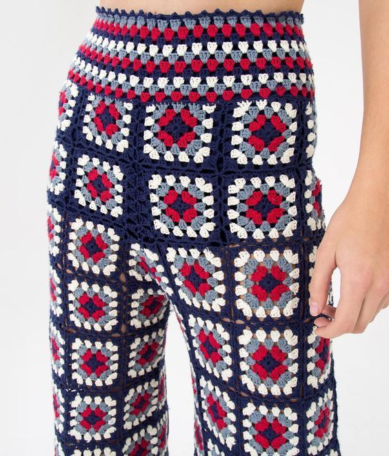 Knitting Trousers Models