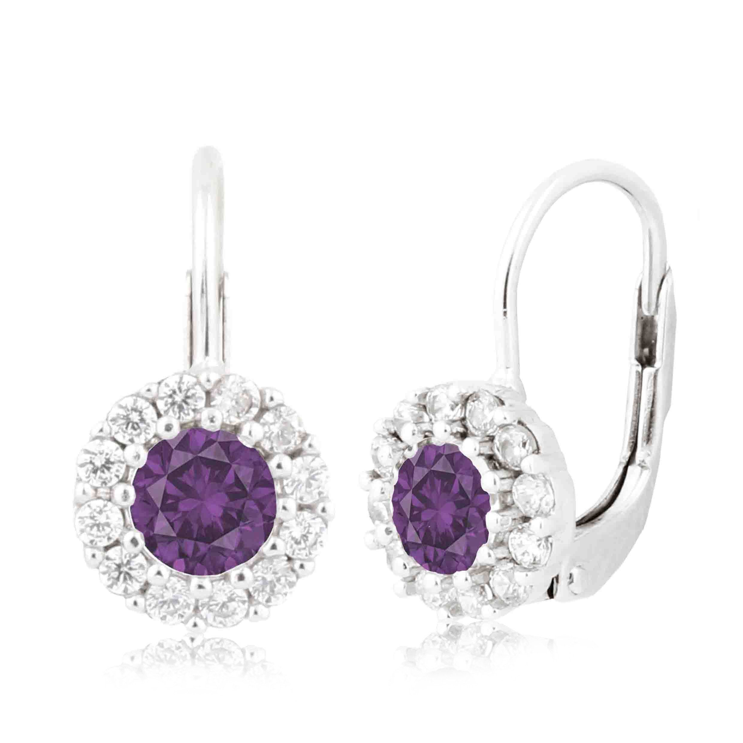 tfrc mar silver birthstone march products earrings lmb
