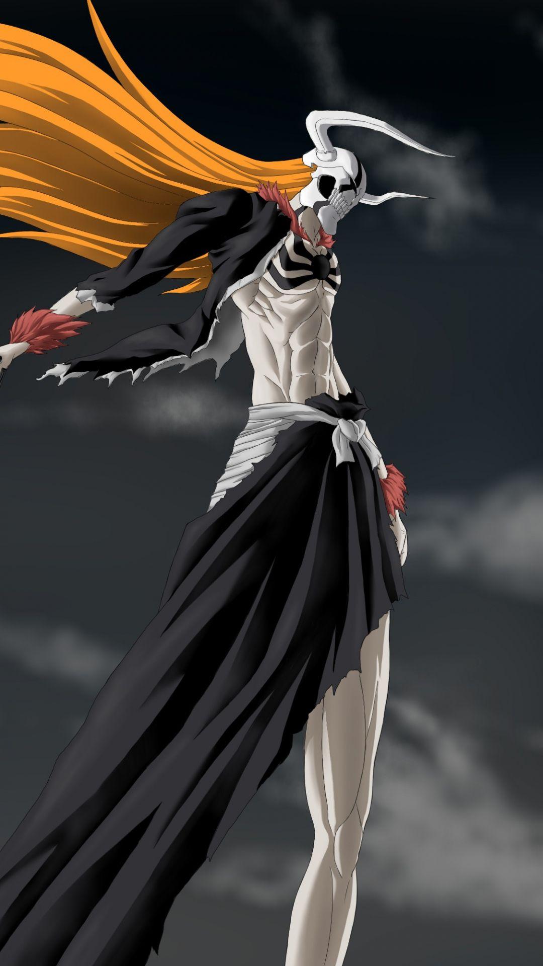 HD Bleach iPhone Wallpaper Bleach anime ichigo, Bleach
