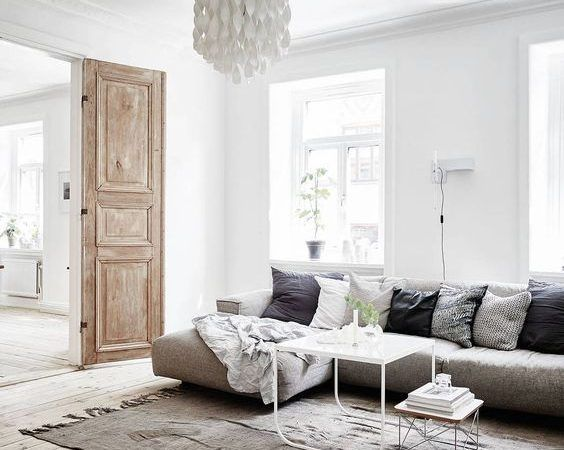 How To Get The Scandinavian Aesthetic In Your Living Room Simply Grove Aesthetic Bedroom Living Room Designs Best Living Room Design