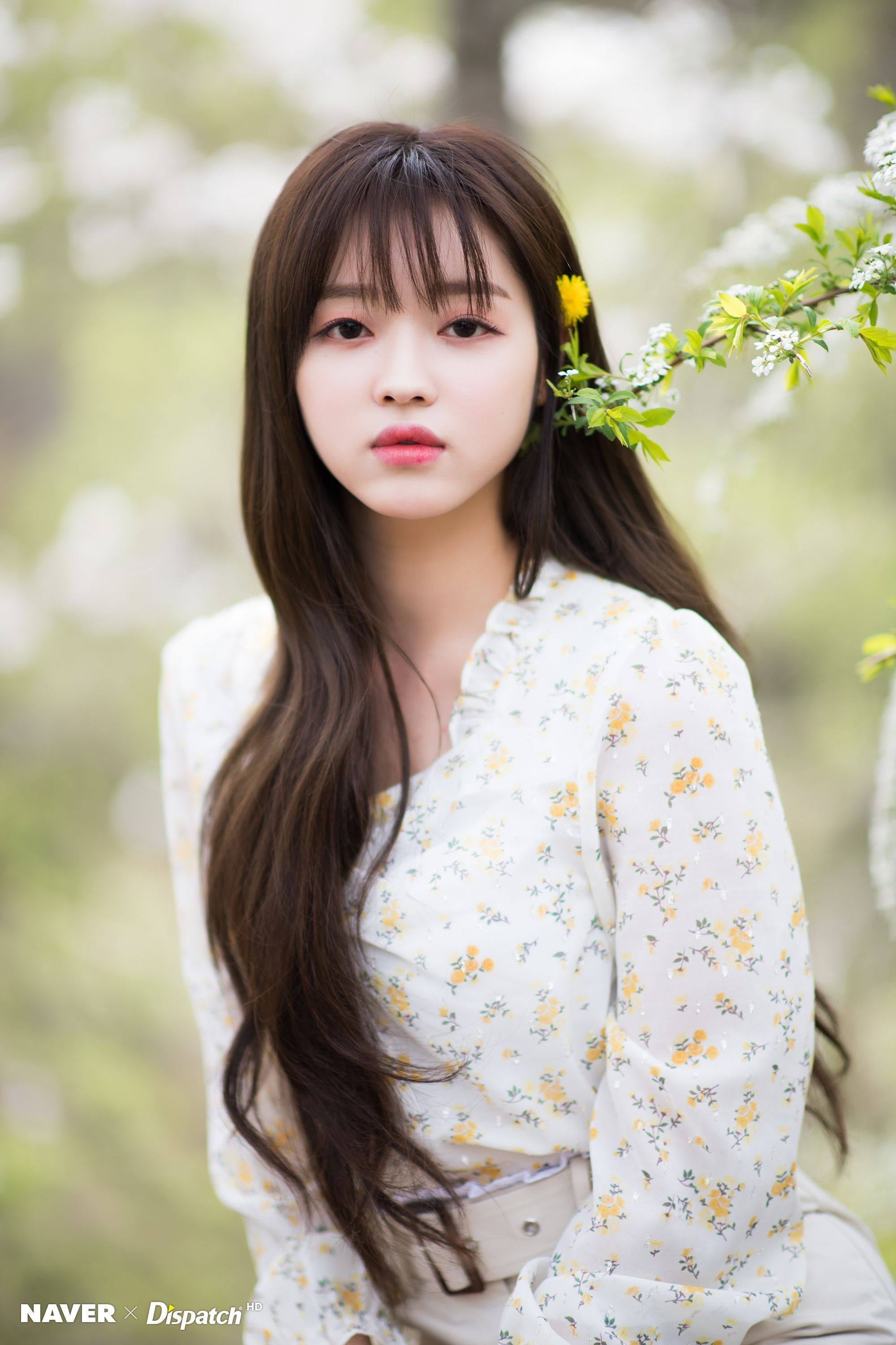Oh My Girl Yooa The Fifth Season Promotion Photoshoot By Naver X Dispatch Oh My Girl Yooa My Girl Beauty Girl
