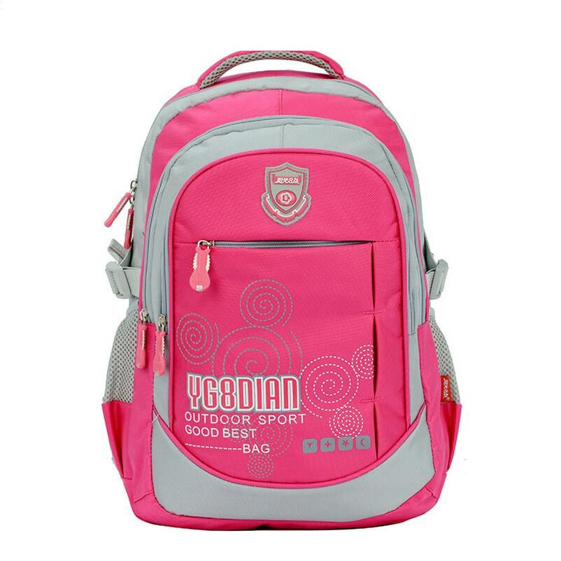 School Bags For Girls Kids Bag Women Backpack Waterproof Bagpack