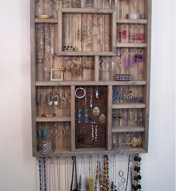 Stylish Jewelry Holder Ideas Pinterest Stylish jewelry and