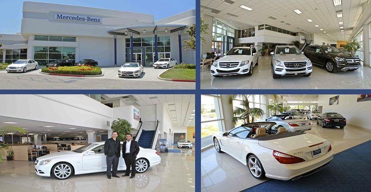 Best Southern California Mercedes Dealers Mercedesservice