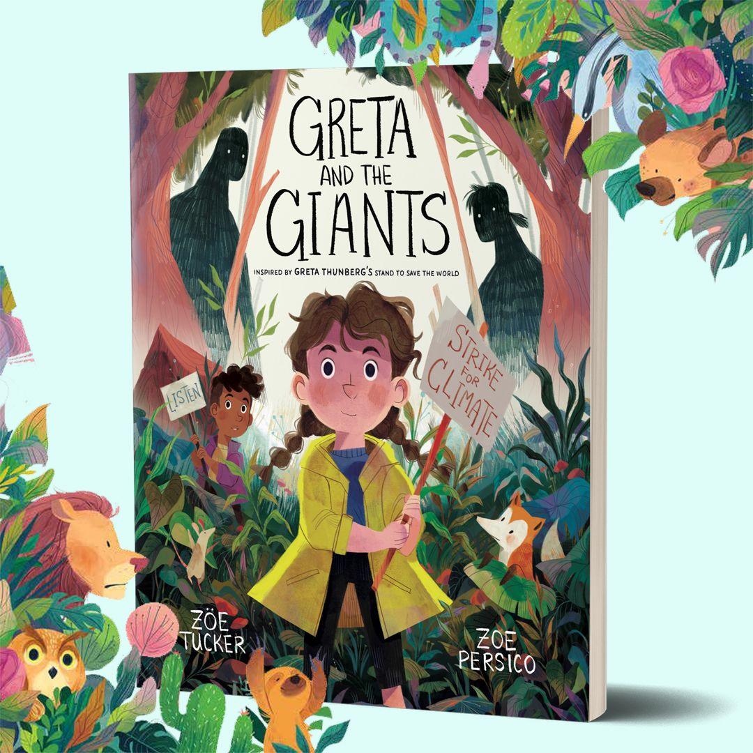 Greta Thunberg Children S Book Picture Books Illustration Childrens Books Illustrations Book Art