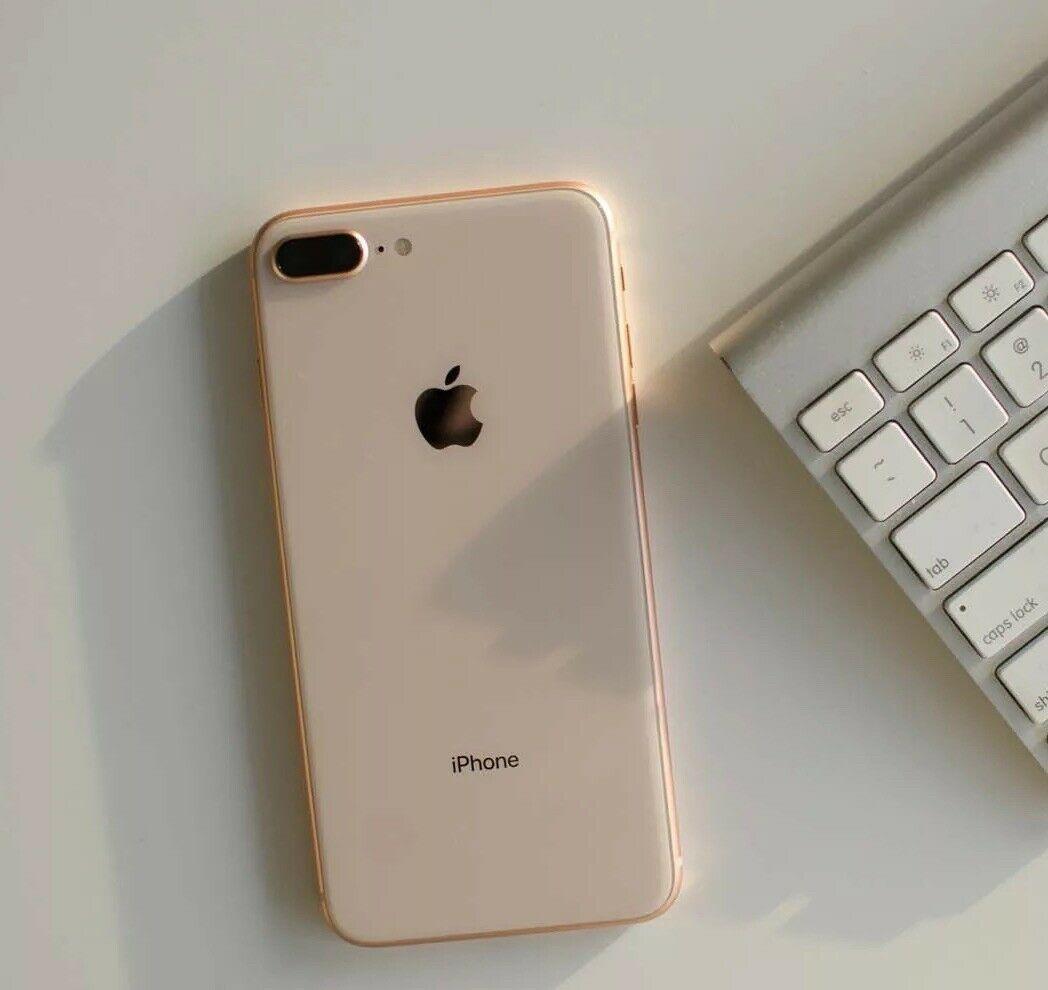 Apple iPhone 8 Plus - 64GB - Gold (Unlocked) Superb Condition · $276.00