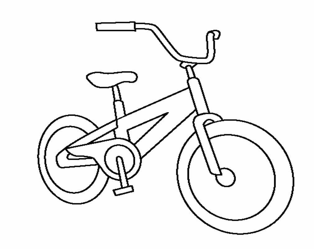 Sketsa Gambar Sepeda Gambar Sketsa Dan Menarik Yang Kami