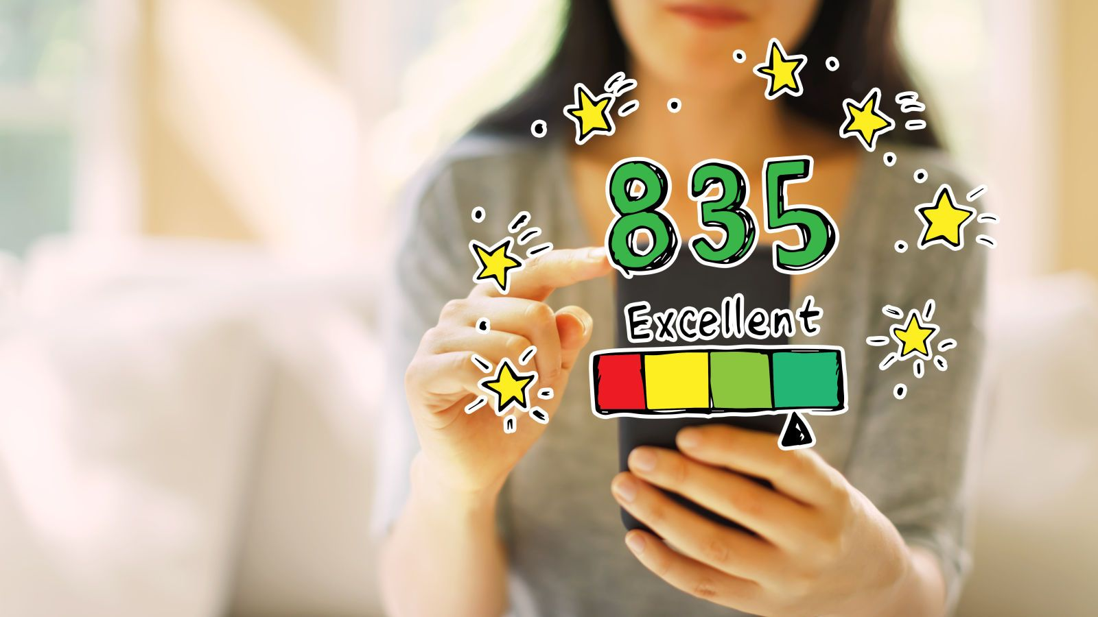 How to get a perfect credit score credit score average