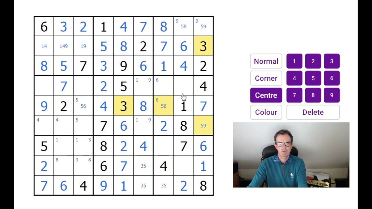 Tricks For When You Get Stuck On A Hard Sudoku Sudoku
