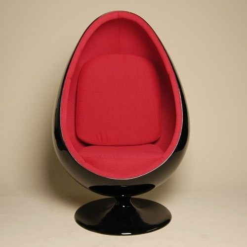 space age egg chair retro lounge design Space Age Pinterest