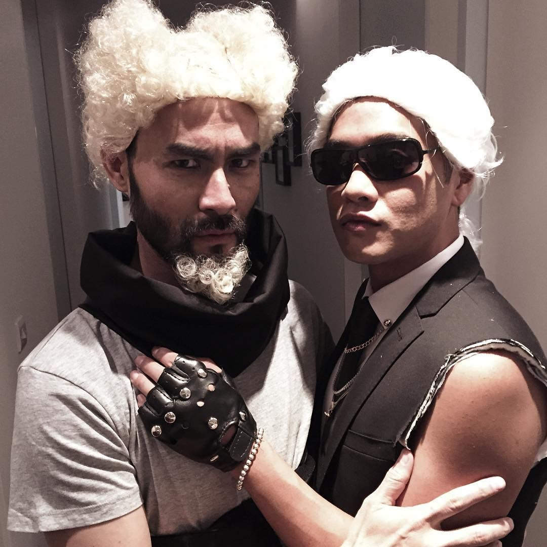 Karl Lagerfeld Kostüm selber machen Kostüme selber