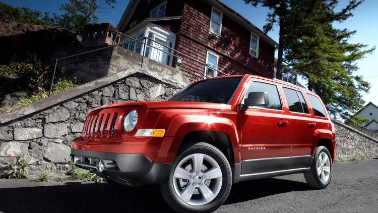 2011 Jeep Patriot Photo Gallery (con imágenes) Carros y