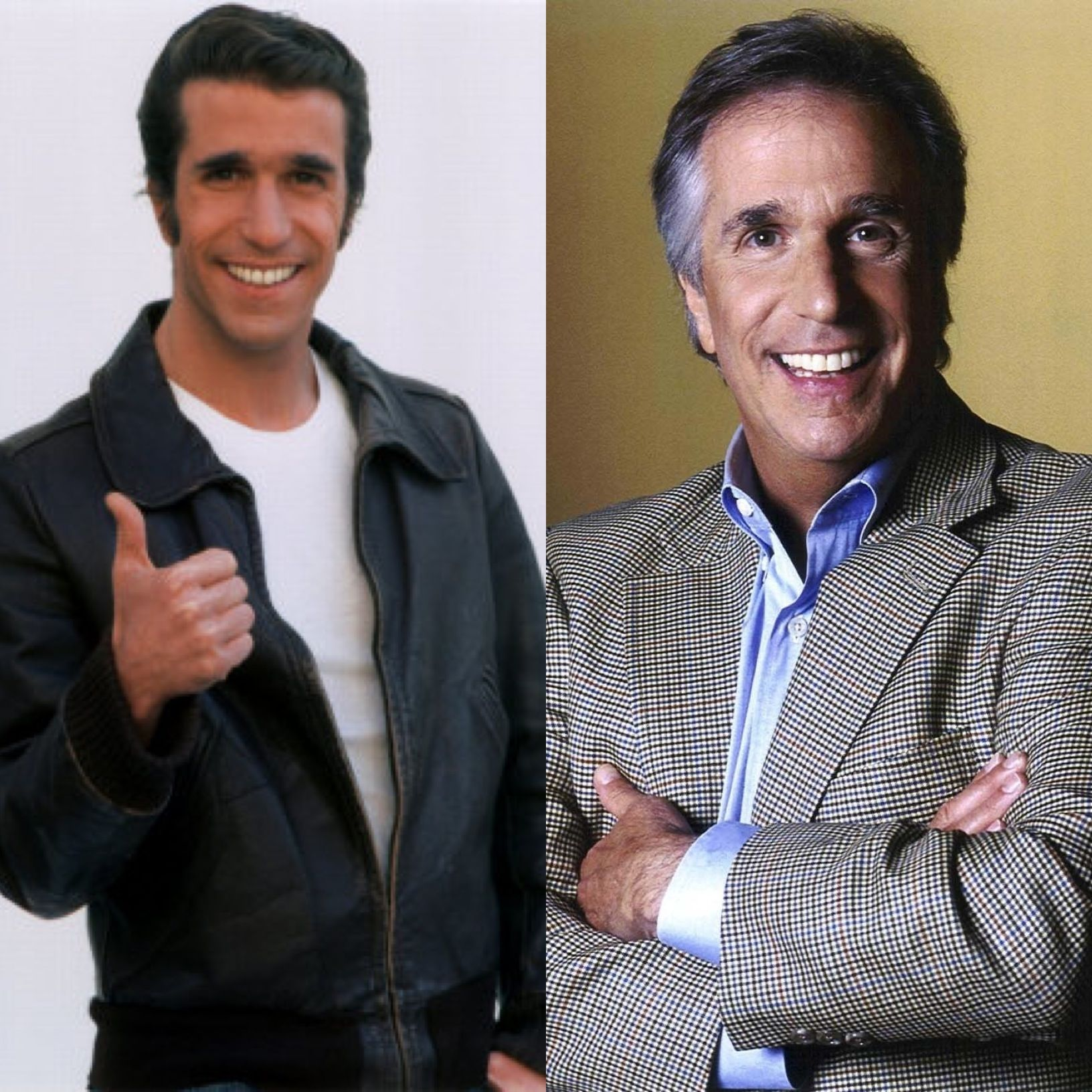 Henry winkler divorced - Henry Winkler Who Played Fonzie On Happy Days Thenandnow Has Dyslexia