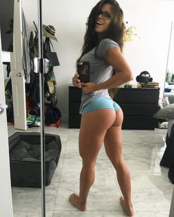 Sexy babe nice ass thread