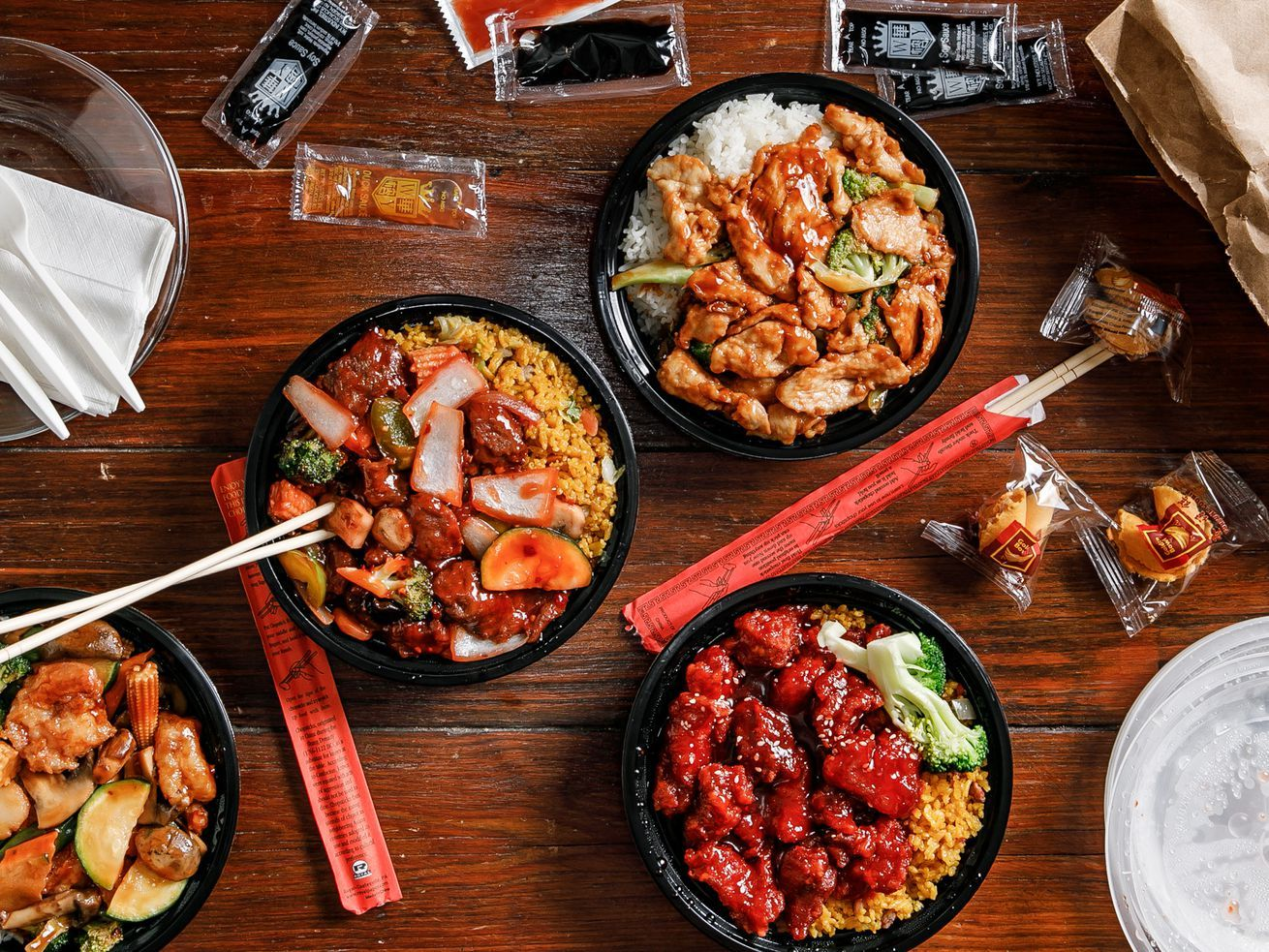 The 4 Top Options For Chinese Takeout In Charleston In 2020 Best Chinese Food American Cuisine Chinese Restaurant