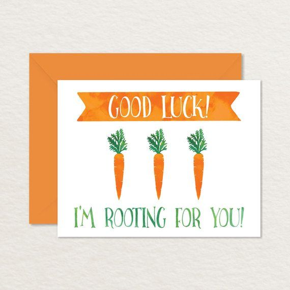 photograph about Printable Good Luck Cards identified as Amusing Terrific Luck Card / Printable Excellent Luck Card / Greens