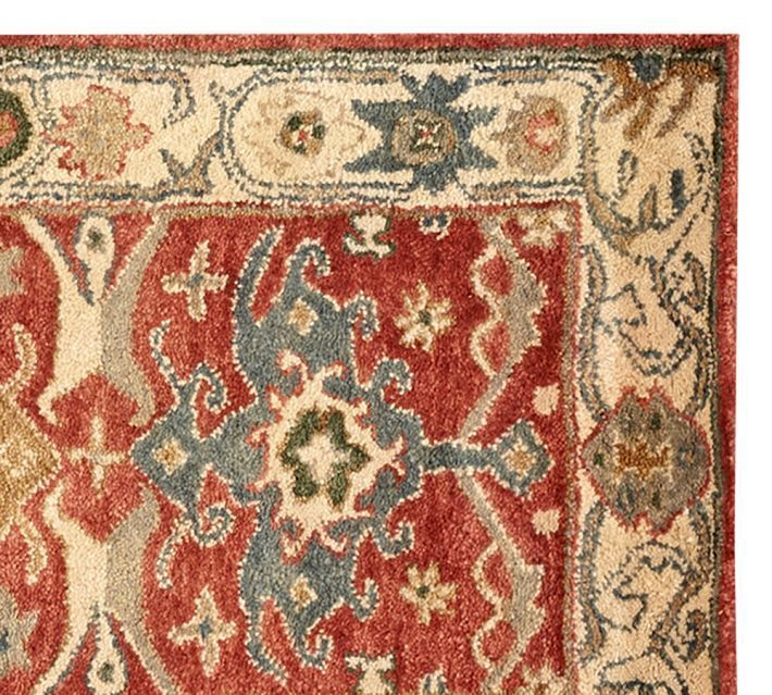 Pottery Barn Channing Persian Style Area Rug 9x12 New