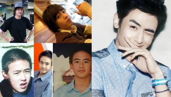 10 Male Idols Who Look The Same Before And After Idol Male Kpop Groups