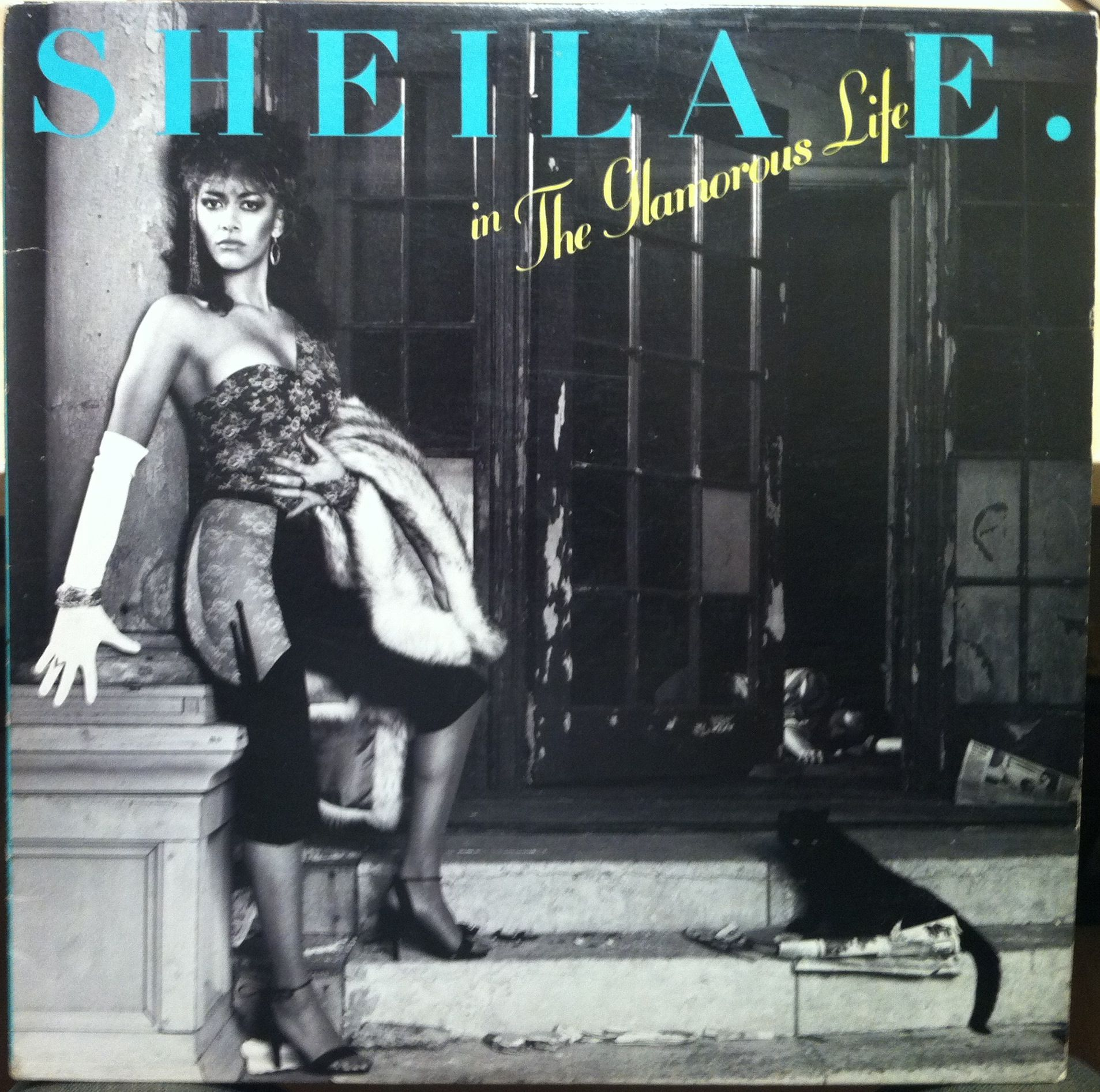 Pin By Sheila Foules On She: Sheila E. — The Glamorous Life