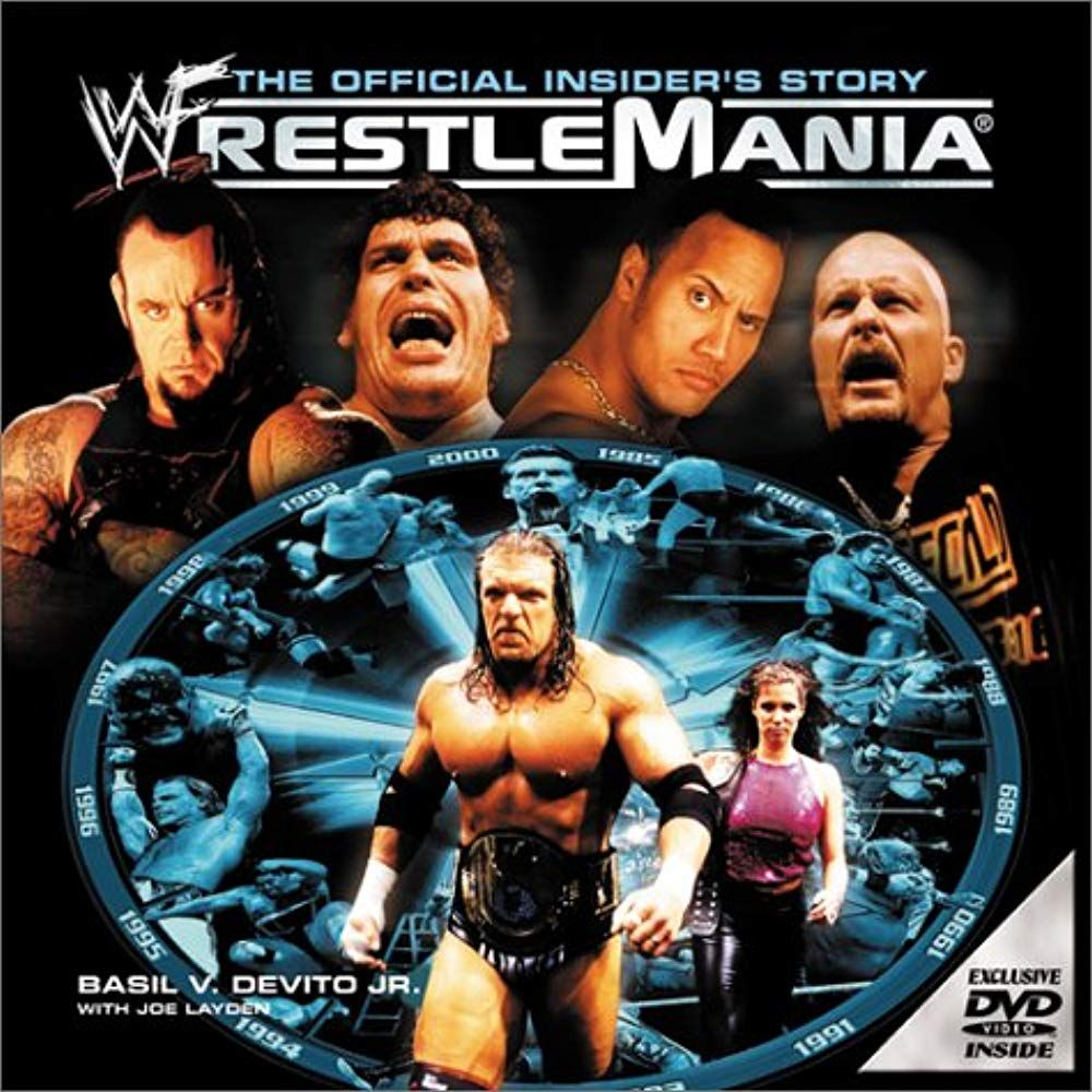 Read now WWE Annual Wrestlemania 2007 book, and