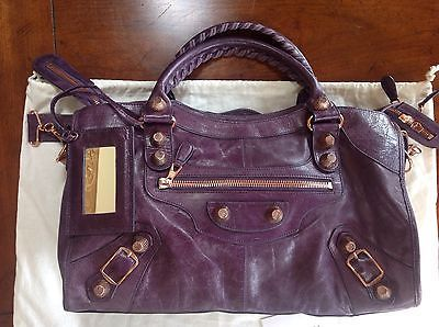 df38b09216 Balenciaga-Part-Time-With-Giant-Rose-Gold-Hardware-Purple ...